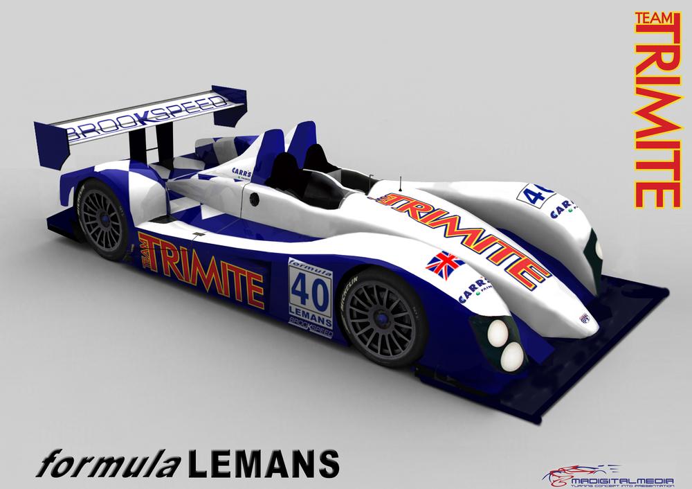Team Trimite Formula Le Mans 2009 .jpg
