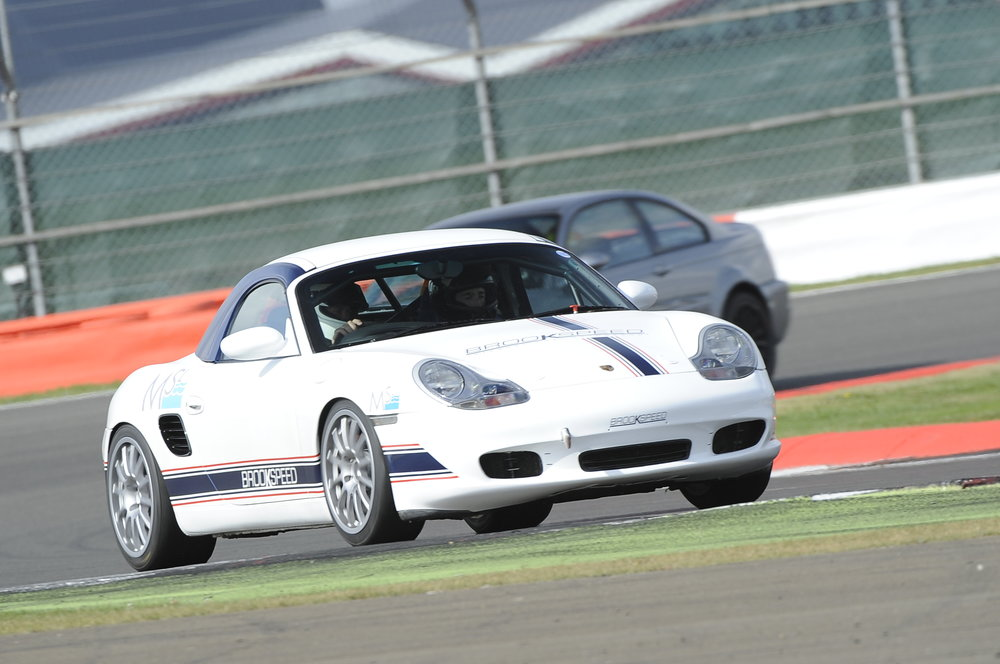 BROOKSPEED PORSCHE BOXSTER 3.2 RACE CAR.