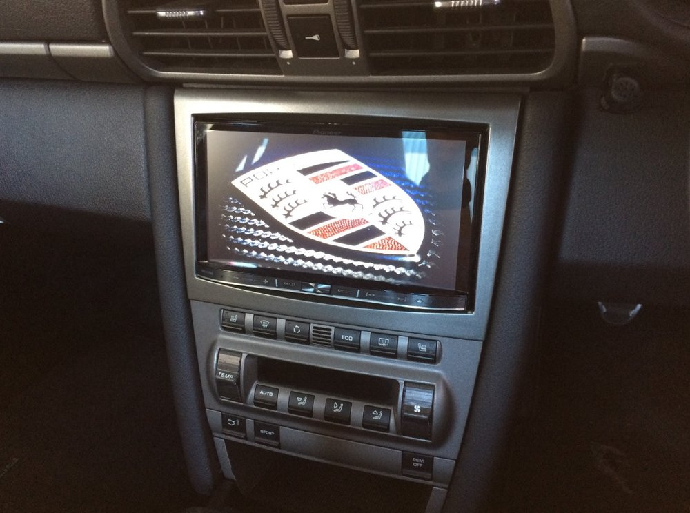 Replacement Audio and Sat Nav systems for Porsche, Audi and Mercedes.