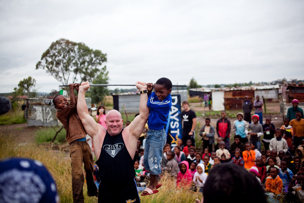 Team Impact in South Africa