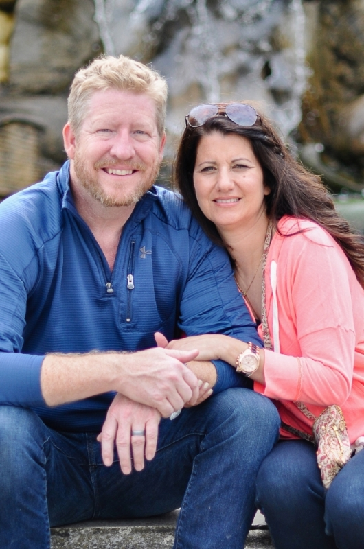 Brandon & Janet Hensley