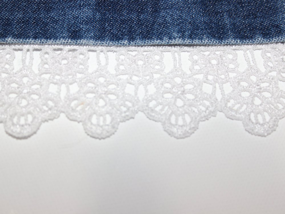 """Just Lace"" machine embroidery design by Sue Box Creations"