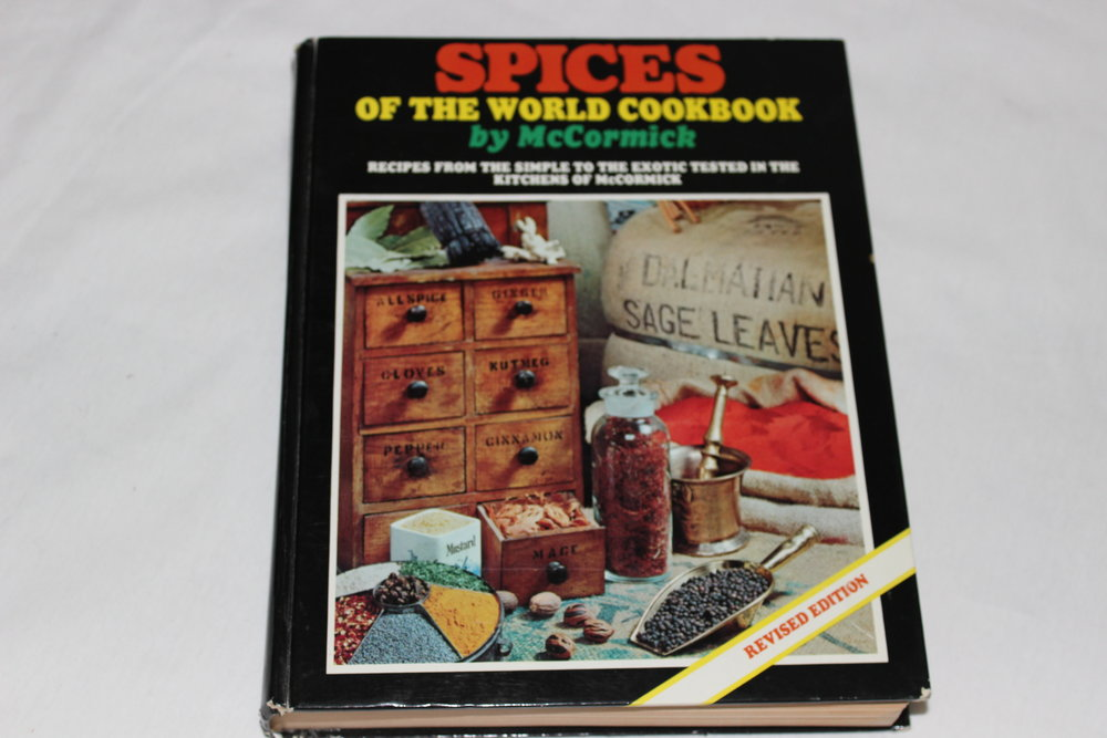 Spices of the World Cookbook  by McCormick