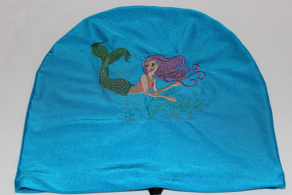 Mermaid Magic Design M5165 by Embroidery Library, Inc.