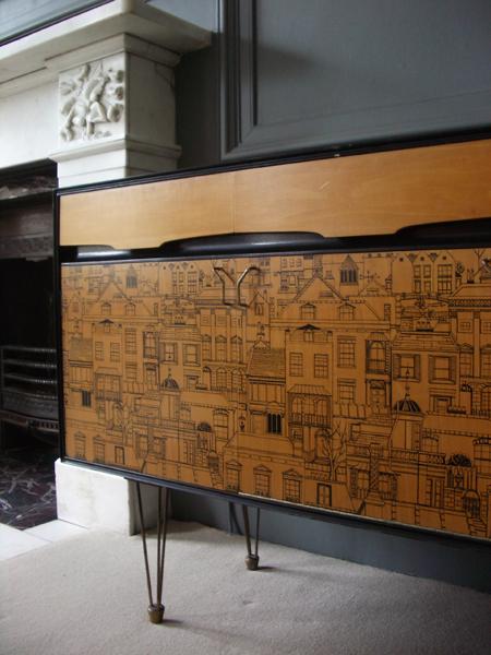 Robert & Dorothy Heritage  sideboard
