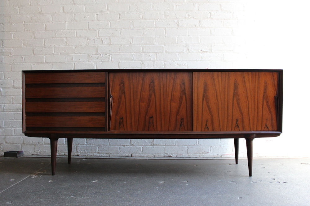 Gunni Omann rosewood sideboard - model 18