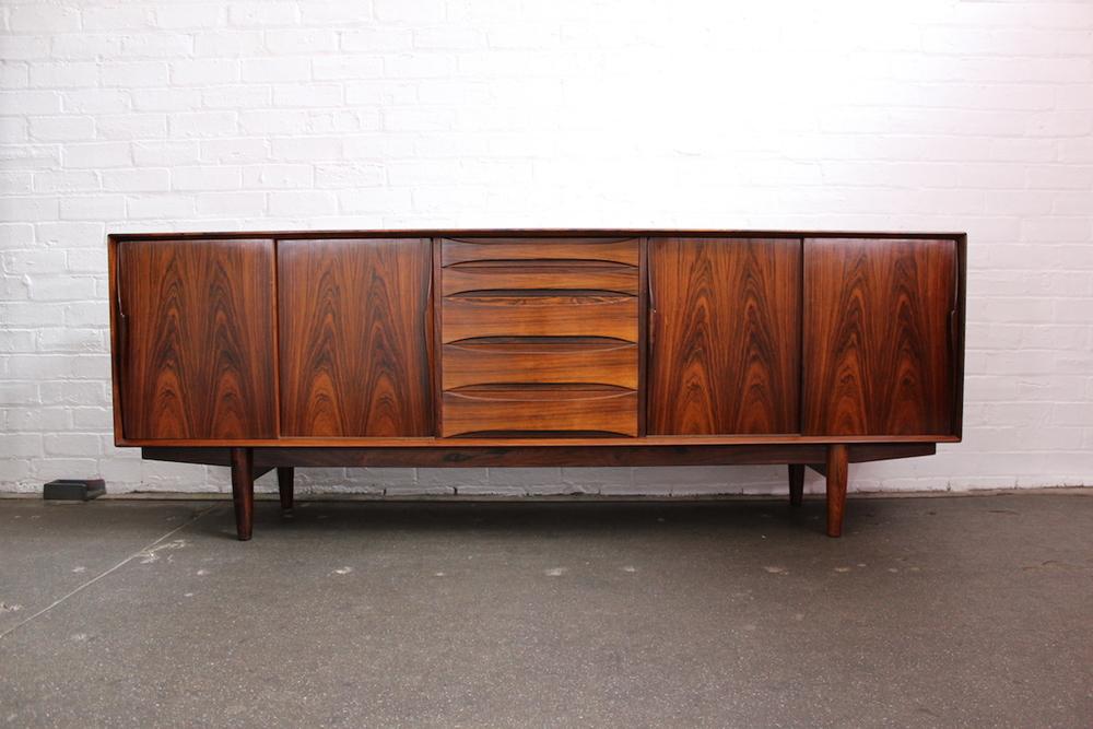 Skovby rosewood sideboard
