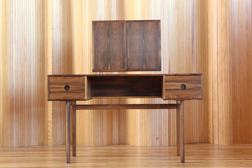 Aksel Kjersgaard rosewood dressing table