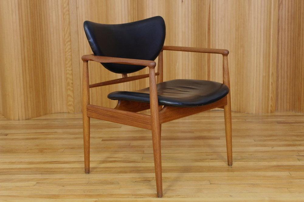 Finn Juhl NV48 chair - Niels Vodder cabinetmaker