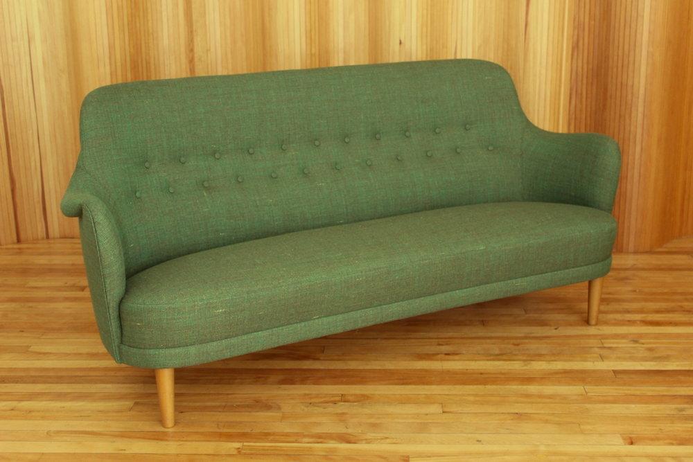 Carl Malmsten 'Samsas' sofa OH Sjogren Sweden