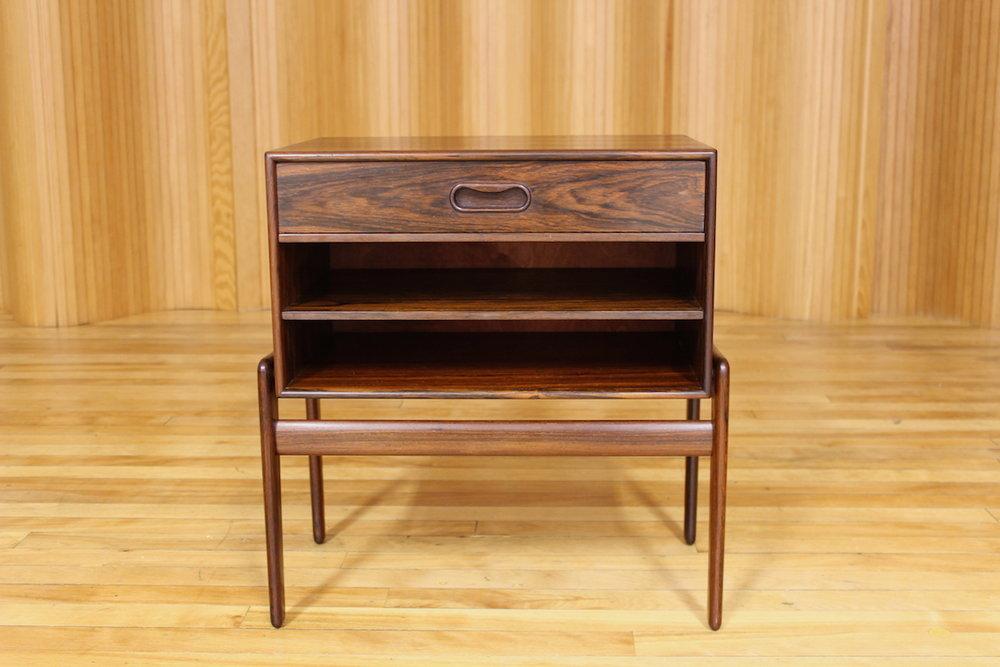 Arne Vodder & Anton Borg rosewood chest, Vamo Mobelfabrik, Denmark