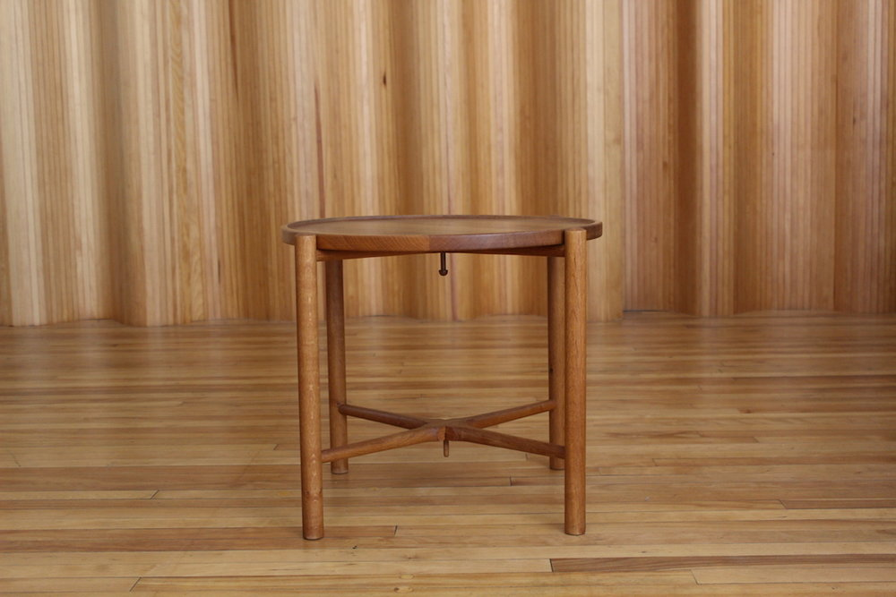 Hans Wegner AT35 side table Andreas Tuck Denmark