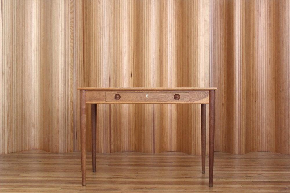 Hans Wegner model RY32 oak writing desk Ry Mobler Denmark