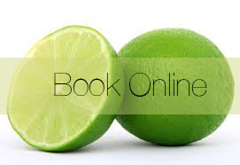 "Booking online is the easiest, fastest way to get the perfect date and time for your treatments. Click the ""Book 24/7"" tab to get started."
