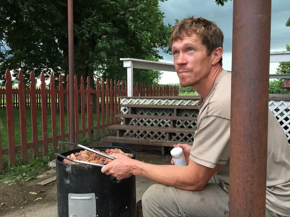 Meet Jeremy: farmer extraordinaire. Seriously, go meet him at Green City Market. He's great.