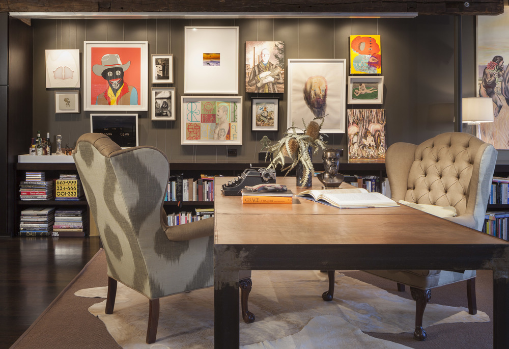 Funky and Eclectic Office, EKD Chicago
