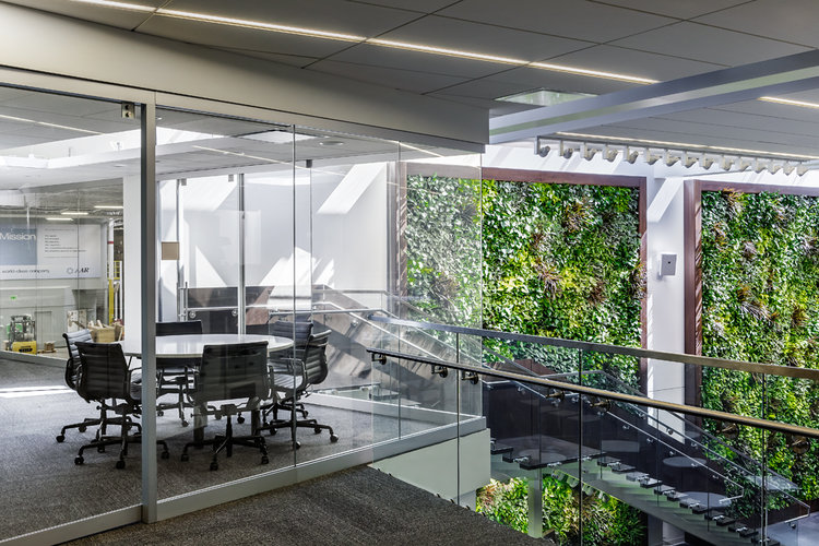 Modern Commercial Chicago Office Space, EKD