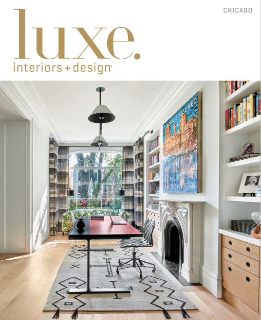 Luxe Magazine Sep/Oct 2018 Cover