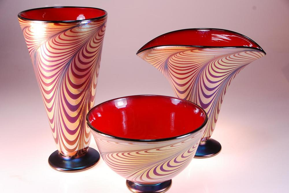 Florentine Vase Group