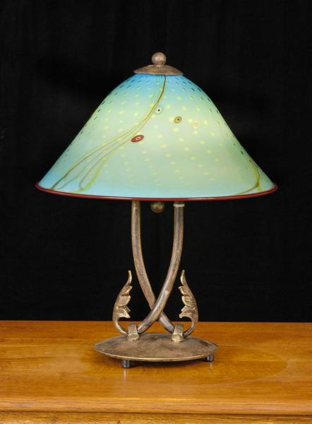 Aquarium TL72 table lamp