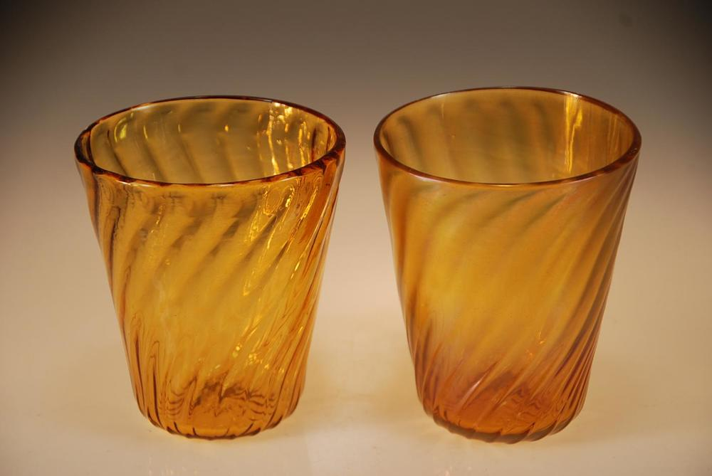 Honey Amber cups