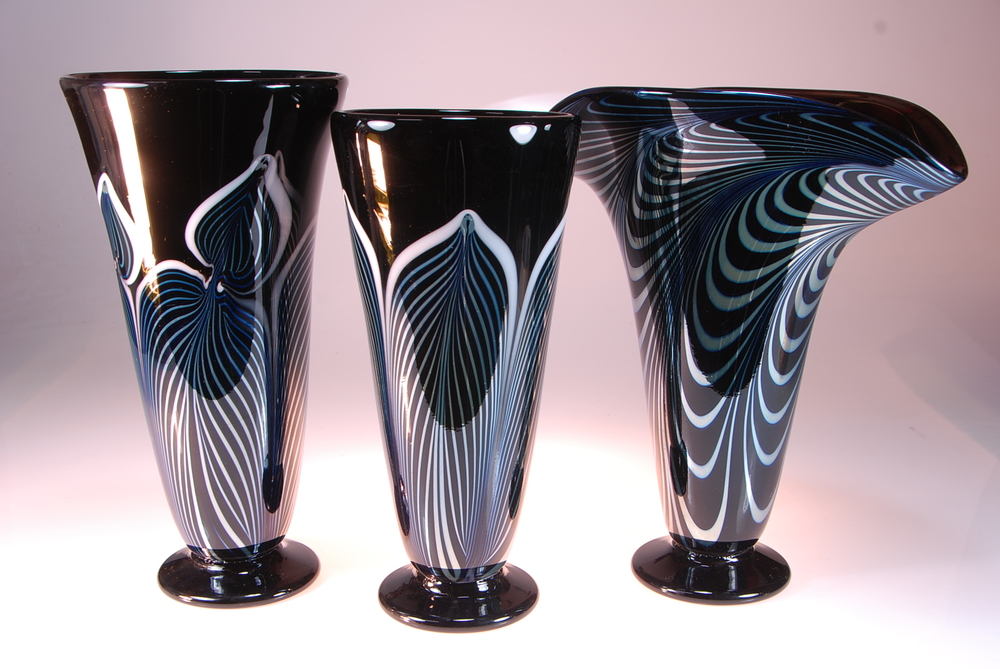 Black Vase group