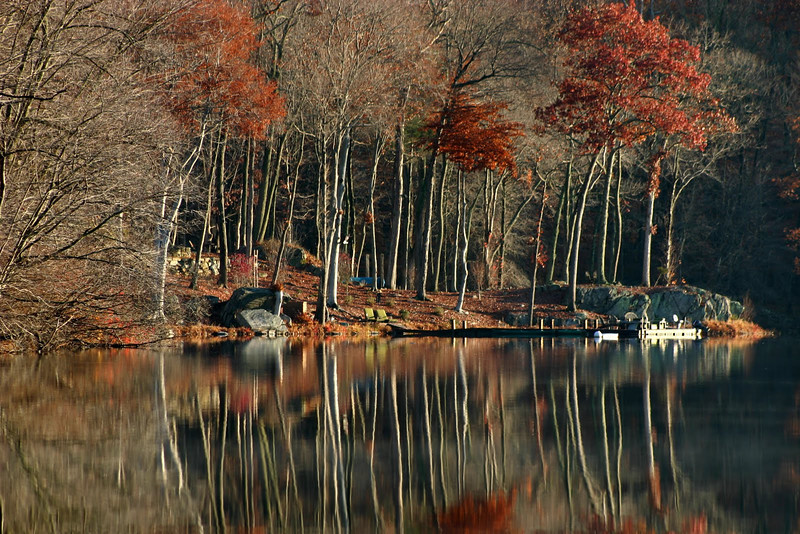 Lake Waccabuc, private dock.jpg