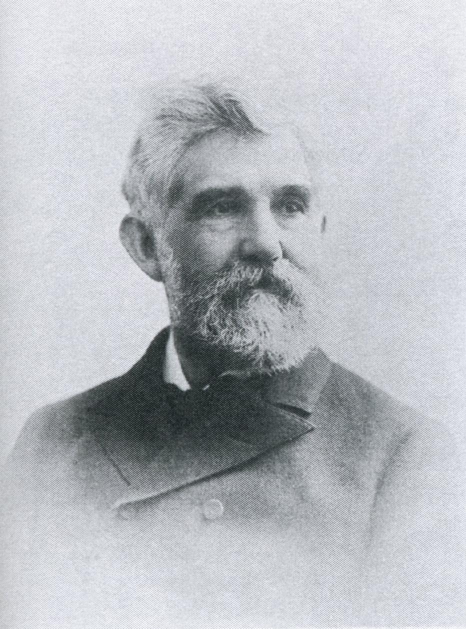 George Washington Mead, in 1898-99