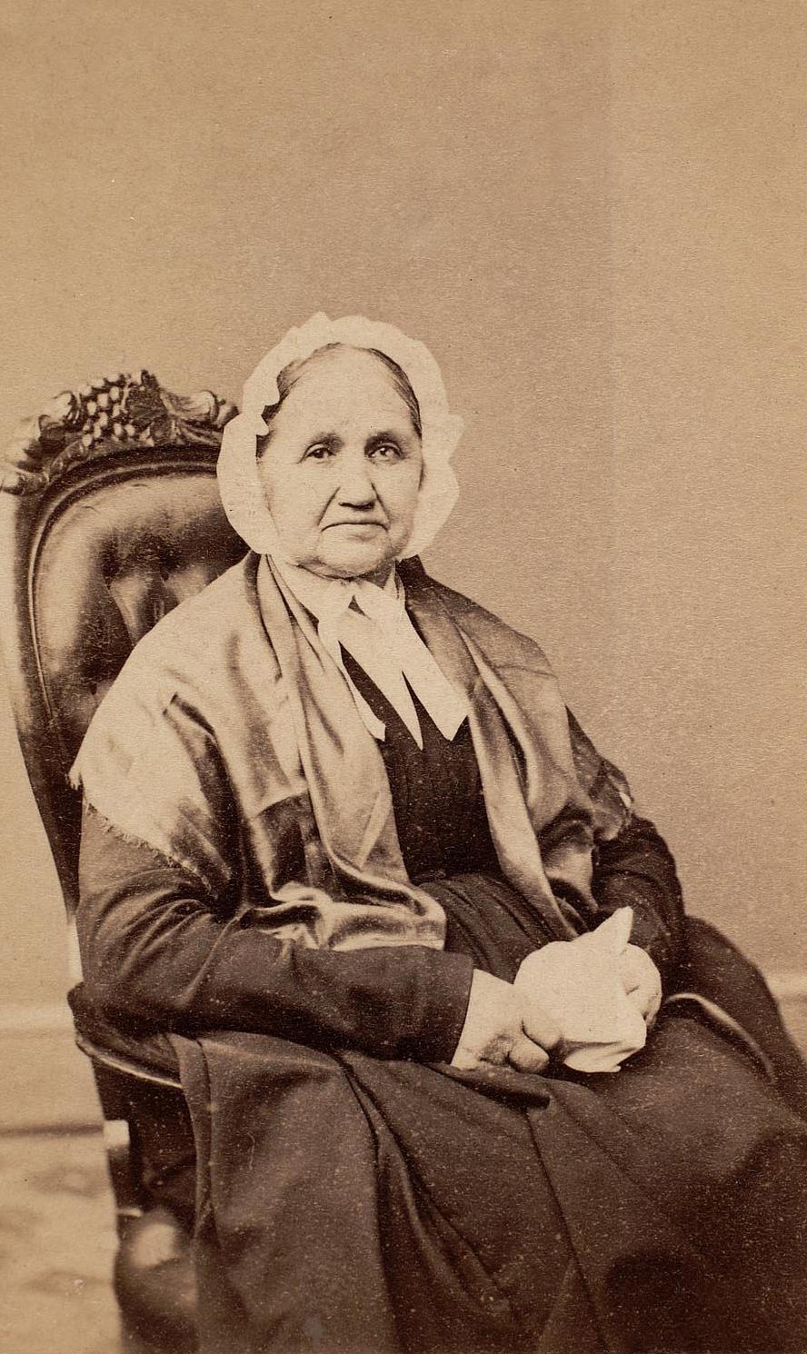 Polly Brundige Mead
