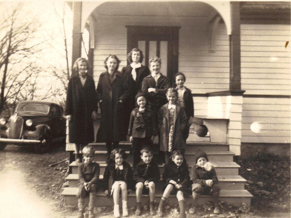 Schoolhouse #2, c. 1939
