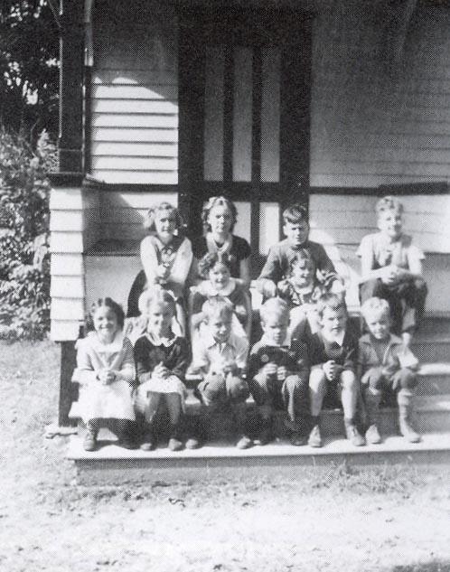 Schoolhouse #2, c. 1937