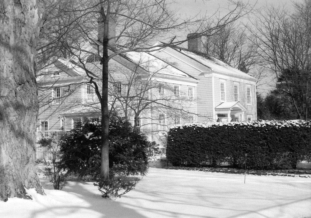 Jacob Gilbert Mead house, photo by Lynn Brockelman