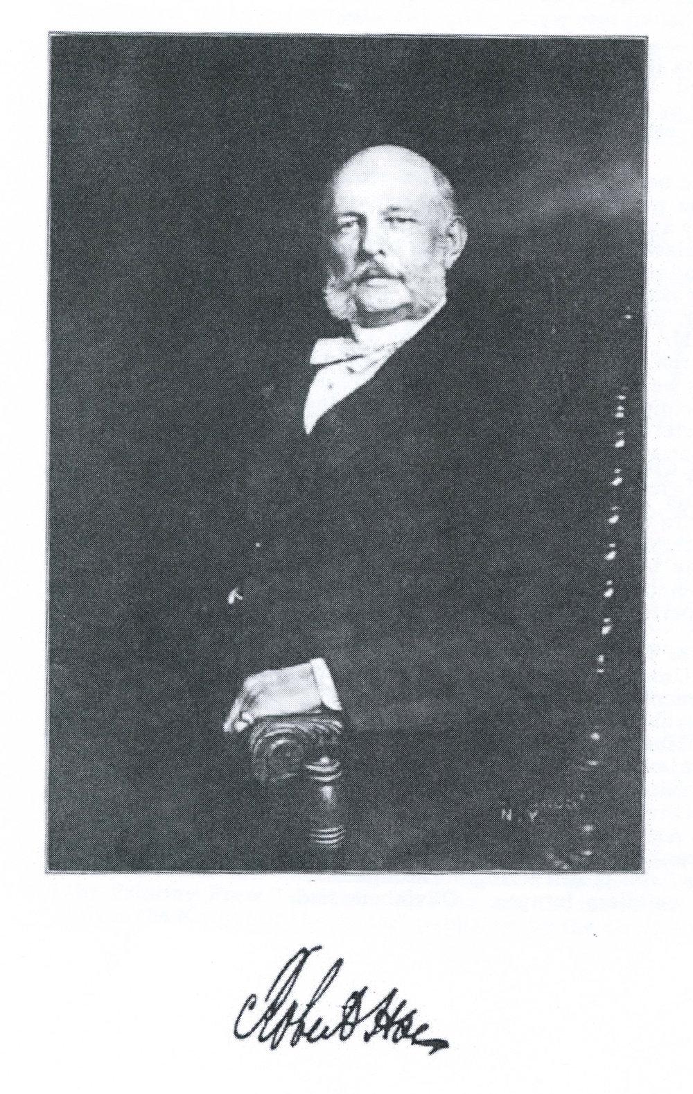 Robert Hoe III