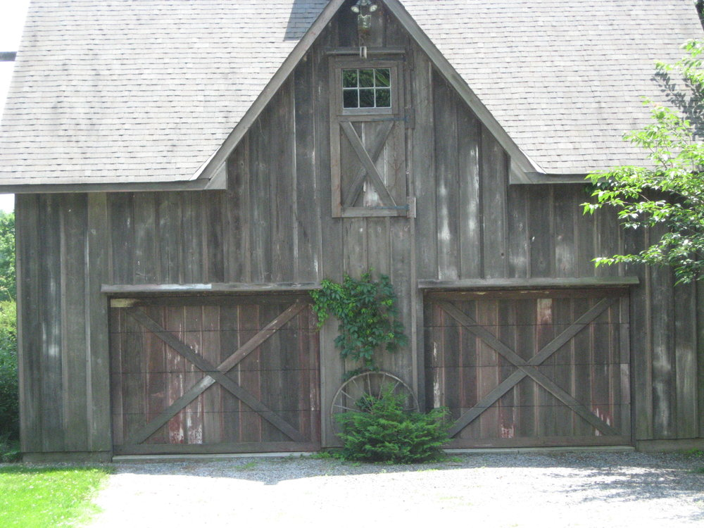 The barn, 2011
