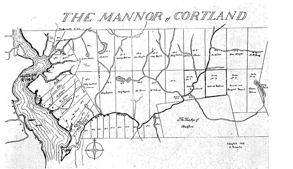An early survey of the Manor Line