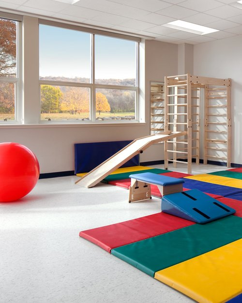 School Playroom Architectural Photographer