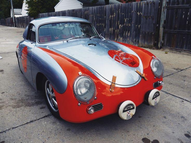 Porsche Rebel.