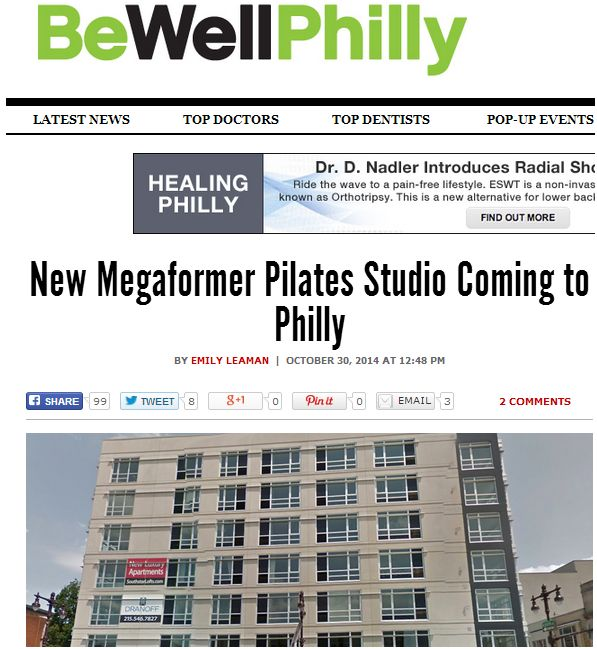 Copy of Be Well Philly Oct 2014