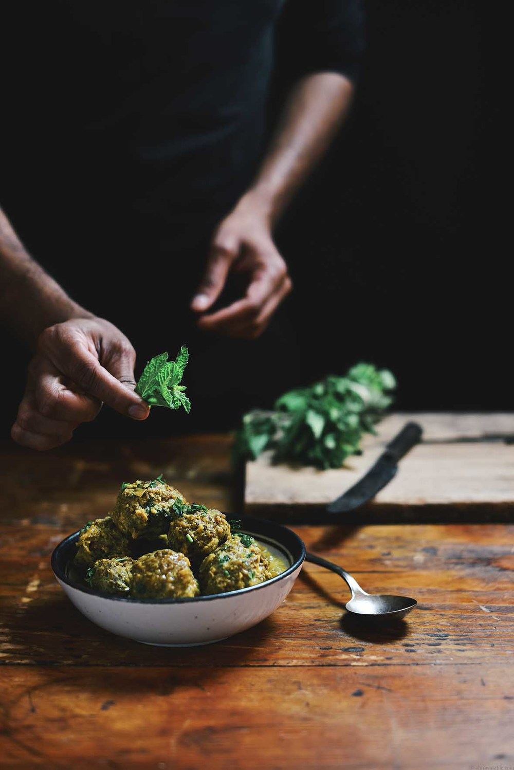 lamb kofta curry | A Brown Table