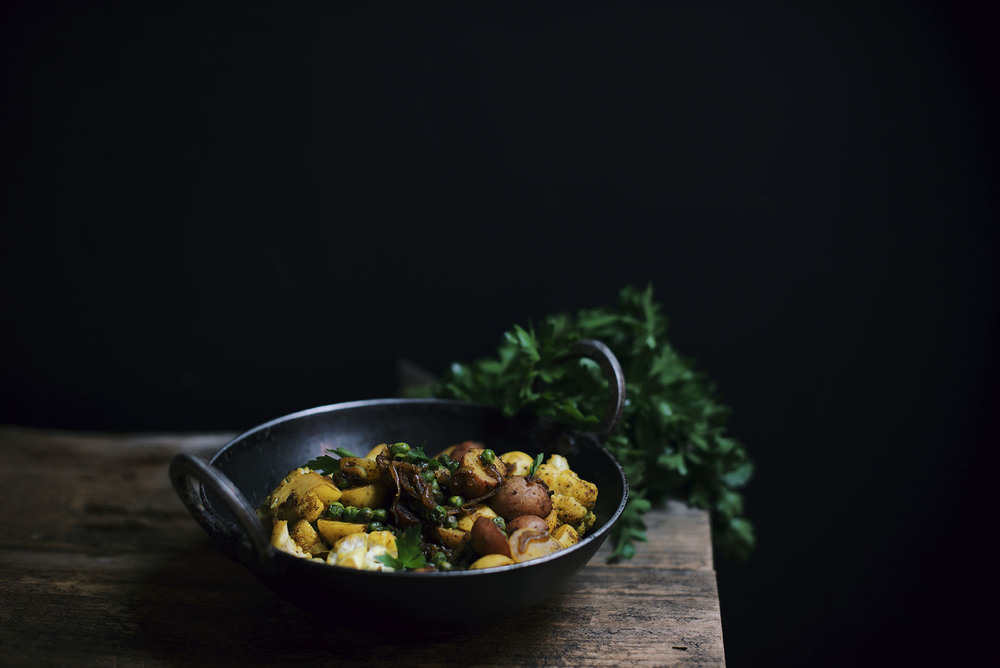 Aloo Gobi for @Food52| A Brown Table