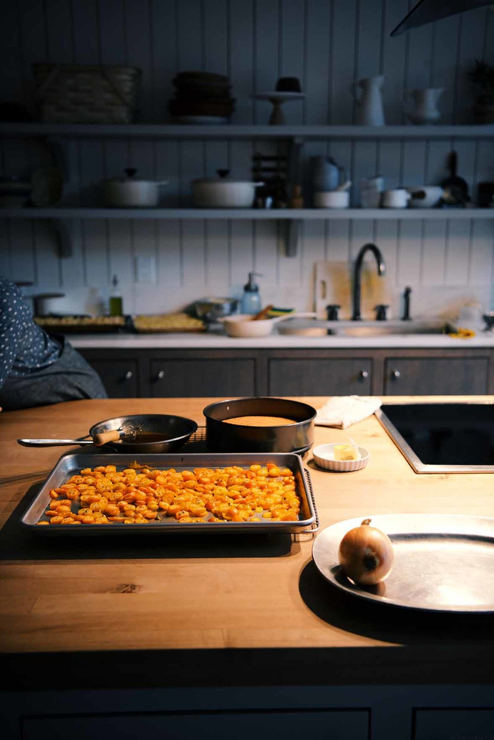 Food52 Test Kitchen | A Brown Table