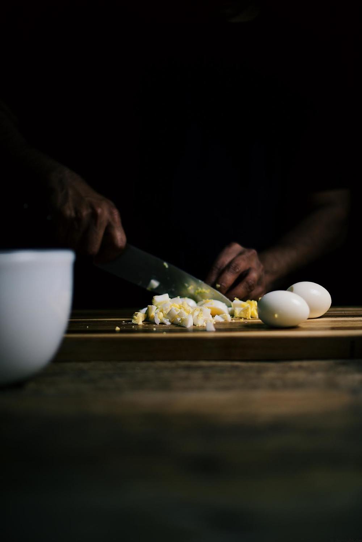 spiced egg salad | A Brown Table