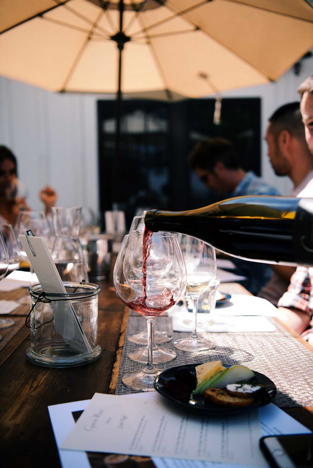 copain winery, CA | A Brown Table