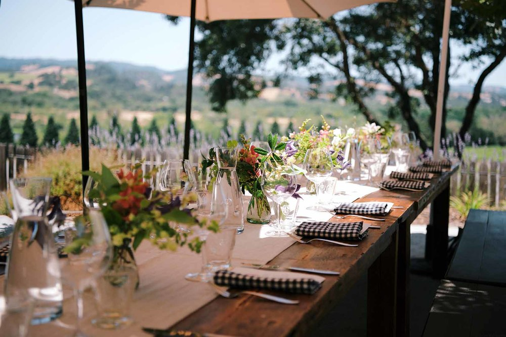 copain winery | A Brown Table