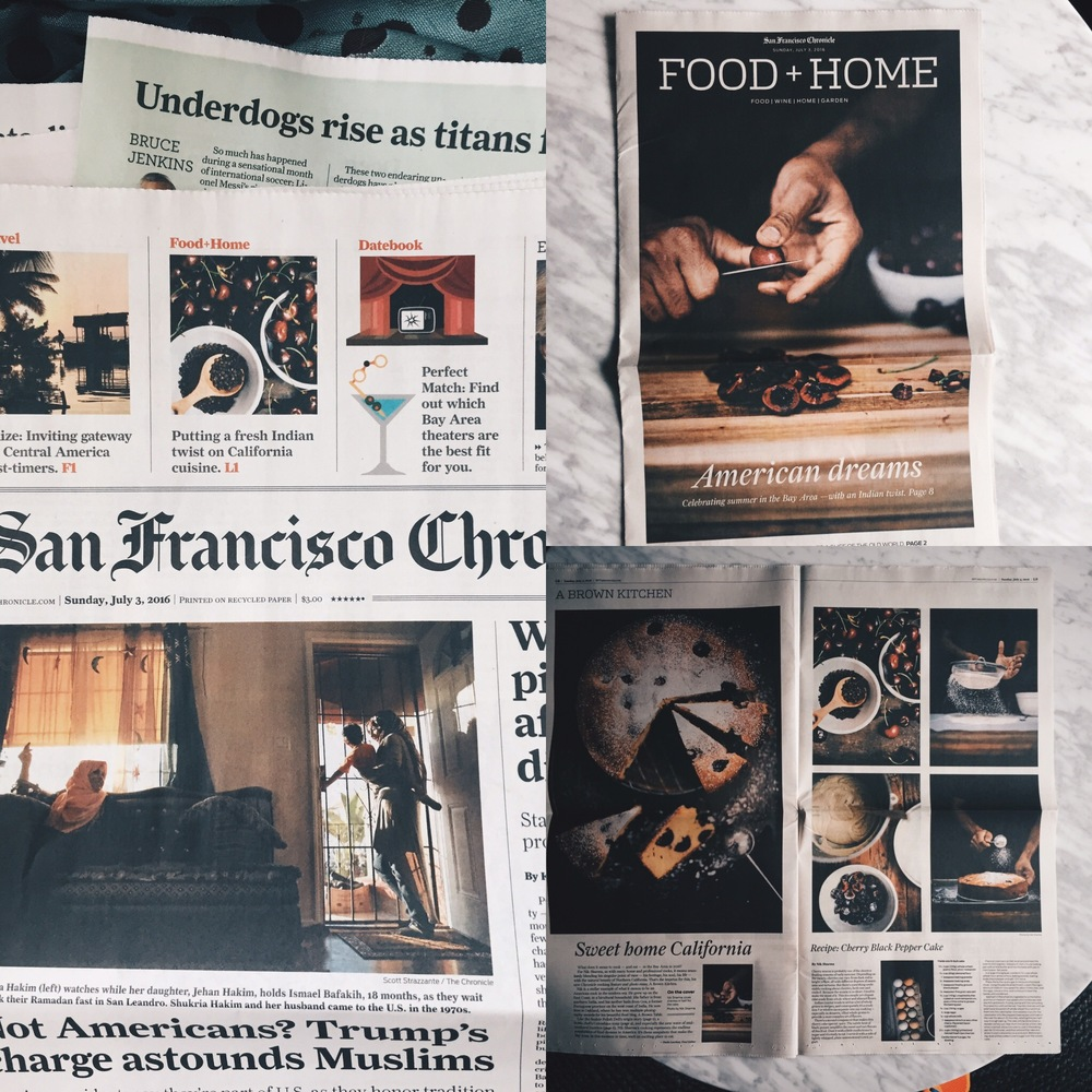 A Brown Kitchen San Francisco Chronicle