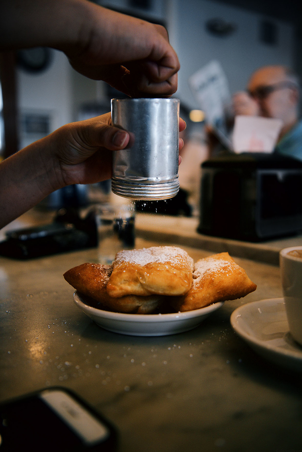 Morning Call Beignets, NOLA |A Brown Table