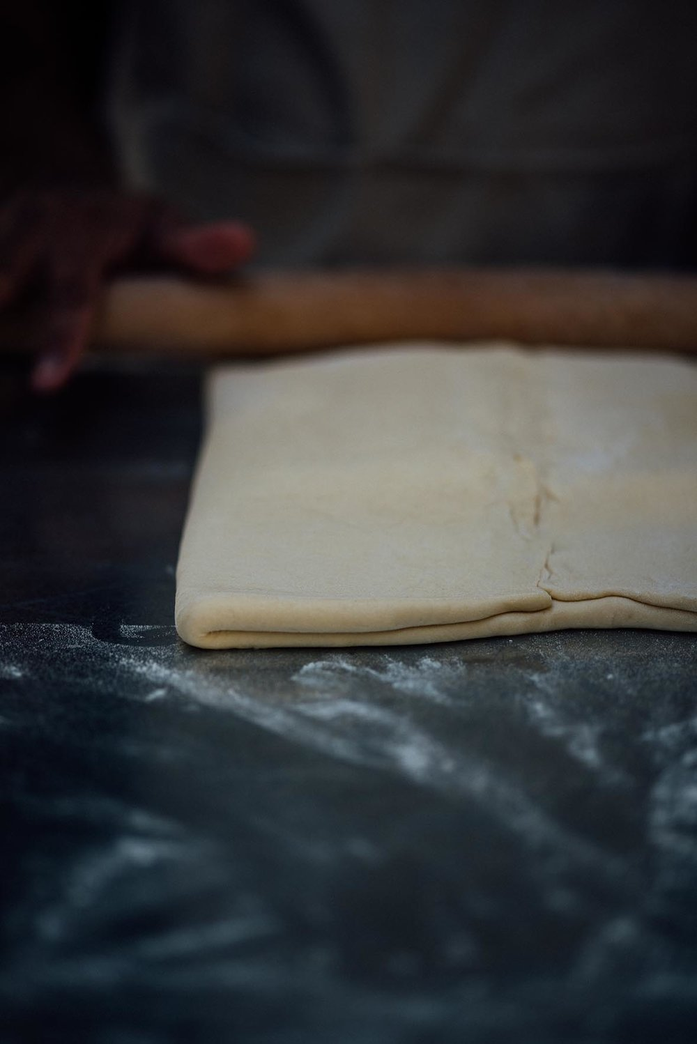 laminated dough | A Brown Table