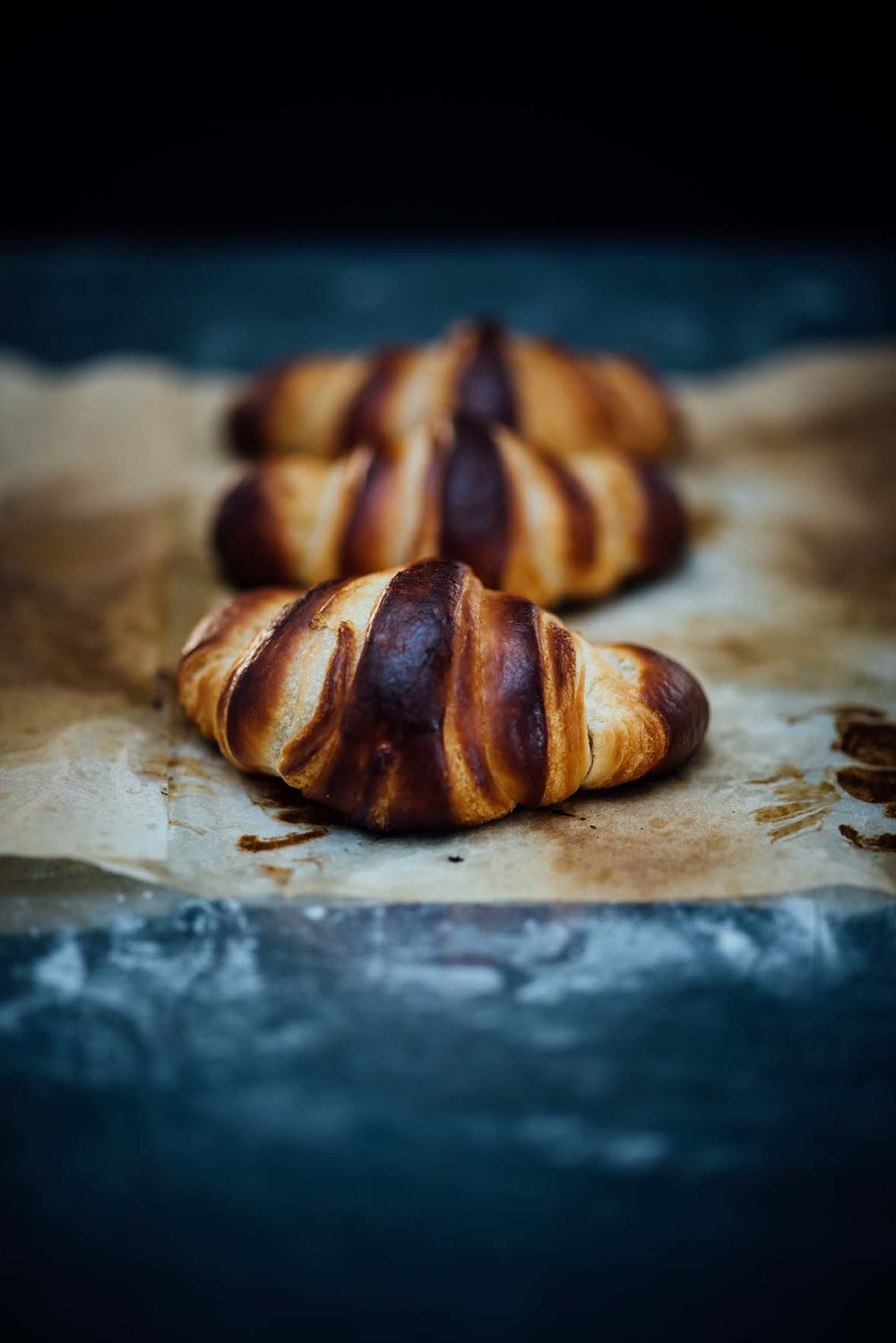 croissants | A Brown Table