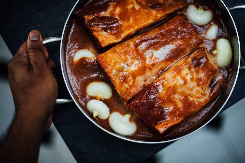 Indian-style braised short ribs |A Brown Table