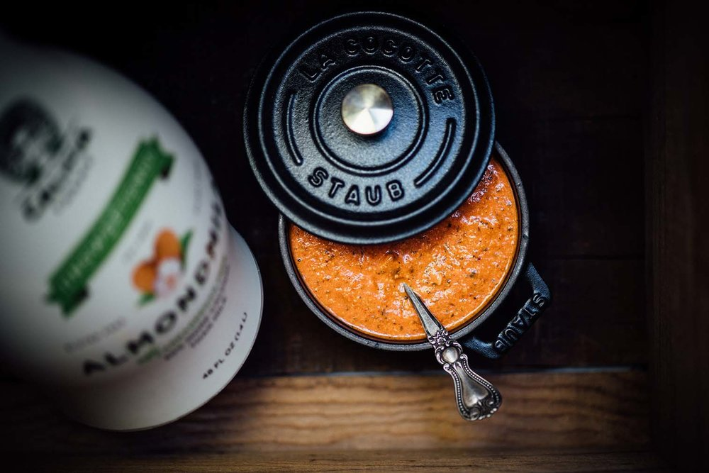 roasted red pepper and pumpkin seed dip |A Brown Table